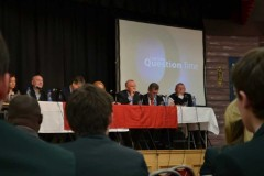 Lagan College Question Time