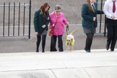 Year 13 Guide Dog Event - March 2013